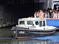 Boat 55 Rabobank - Rainbow, Canal Parade Amsterdam 2017 foto 6, sleepboot Jan ENI 02014022.JPG