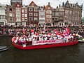 Boat 65 PvdA Roze Netwerk, Canal Parade Amsterdam 2017 foto 6.JPG