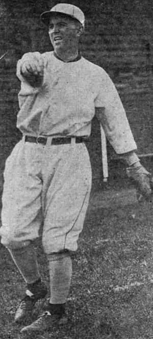 Bobby Vaughn - Image: Bobby Vaughn 1916