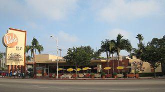Big Boy Restaurants - Bob's Big Boy restaurant in Burbank, California
