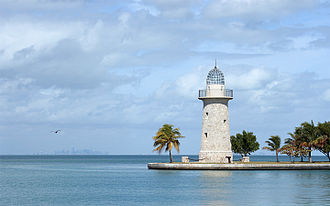 Boca Chita Key Historic District - Boca Chita Lighthouse