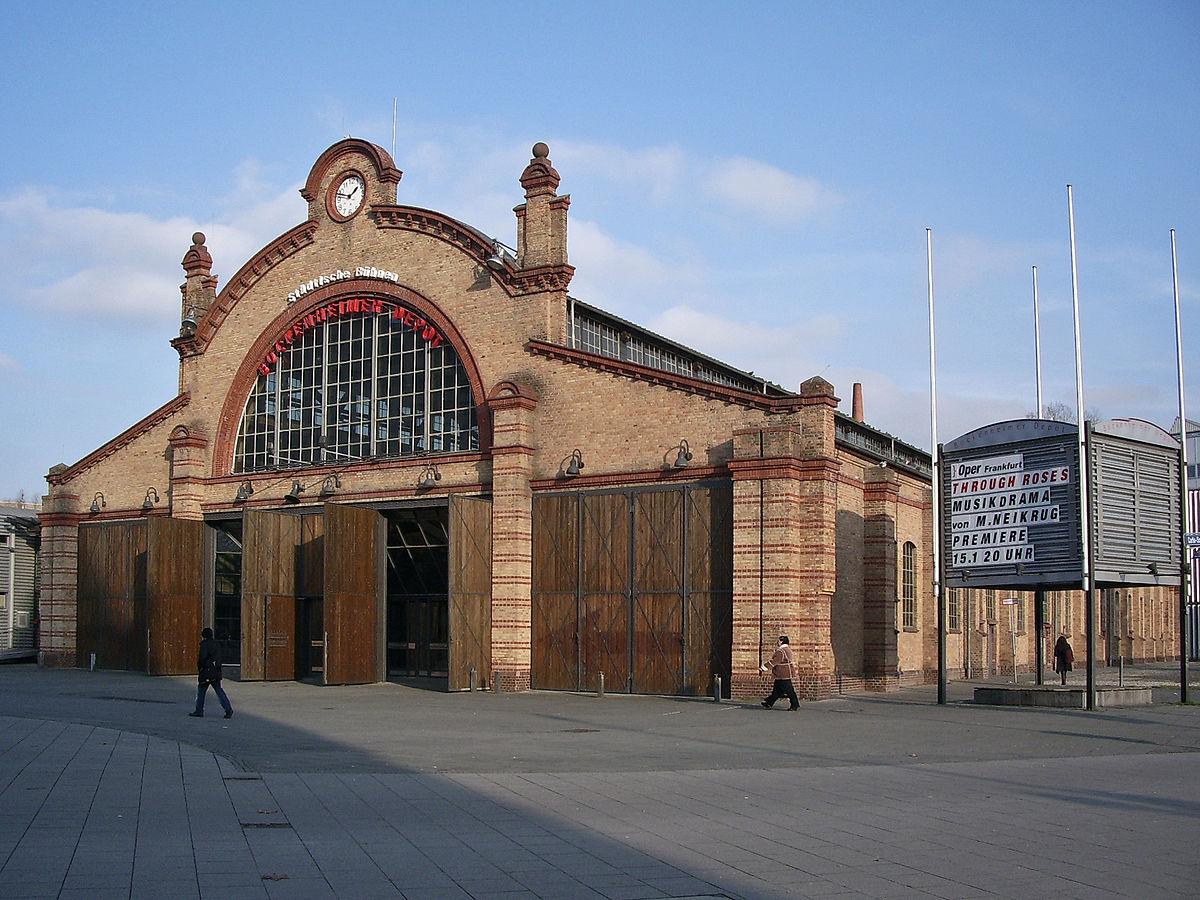 Bockenheimer Depot Wikipedia