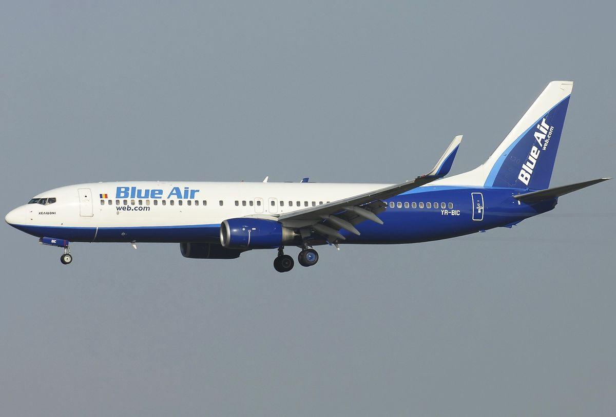 blue air � wikipedia