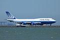Boeing 747-422 United Airlines N122UA (5891455357).jpg