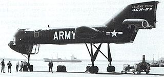 Boeing Vertol XCH-62