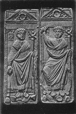 Boethius - Narius Manilas Boethius, the father of Anicius Manlius Severinus Boethius.
