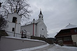 Bohumilice in Prachatice District in winter (5).JPG