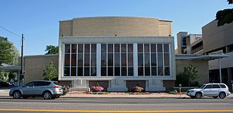 Helen Bonfils - Bonfils Memorial Theatre