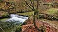 Bonnevaux-le-Prieuré, barrage du canal des moulins.jpg