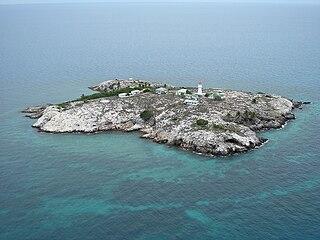 island in Queensland, Australia