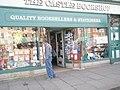 Bookshop in Castle Street - geograph.org.uk - 1466042.jpg