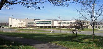 Bordentown Regional High School - Image: Bordentown Regional High School