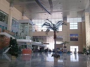 Borg El Arab Airport - Arrival Area