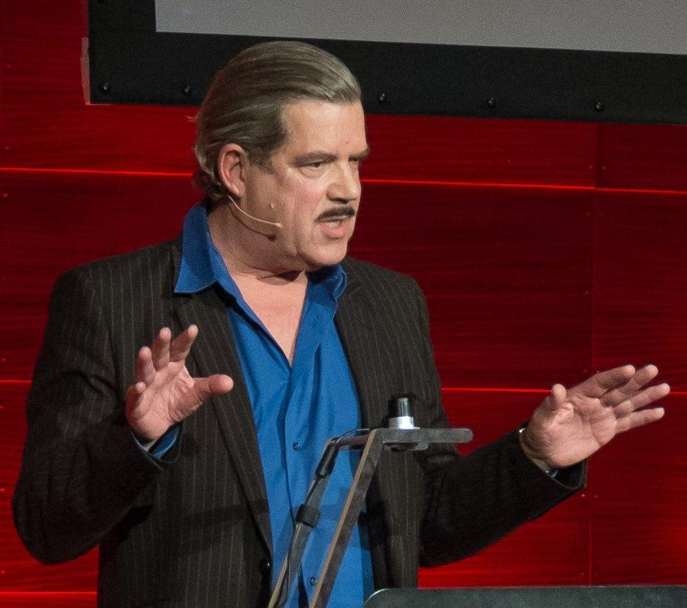 Boris Blank at TEDx Hamburg, June 4, 2013