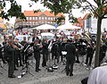 Bornholm - Rønne - Store Torv - byorkester.jpg
