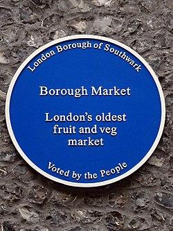 Borough market (southwark)
