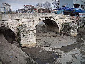 Bostancı - Bostancıbaşı bridge