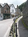 Bottom end of Watersmeet Road - geograph.org.uk - 938592.jpg