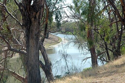 Bourke Darling River