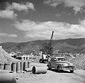 Bouwwerkzaamheden buiten Caracas in Venezuela, Bestanddeelnr 252-8455.jpg