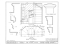 Bowne House, 37-01 Bowne Street, Flushing, Queens County, NY HABS NY,41-FLUSH,5- (sheet 9 of 17).png
