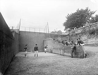 Gaelic handball Traditional sport played primarily in Ireland