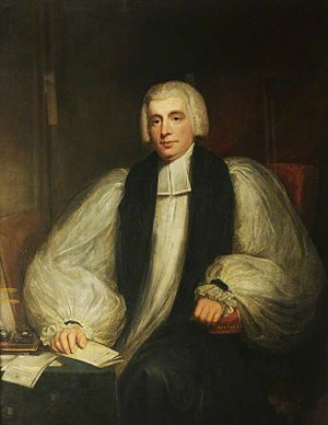 Charles Moss (bishop of Oxford) - Charles Moss, Bishop of Oxford