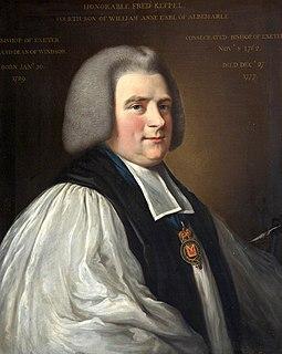 Frederick Keppel British bishop