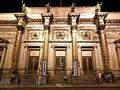 Brüssel Museum fuer Alte Kunst Hauptfassade Abend 201508.jpg