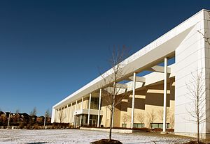 Bradford, Ontario - Bradford West Gwillimbury Leisure Centre