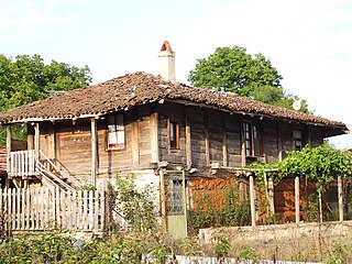 Brashlyan Place in Burgas, Bulgaria