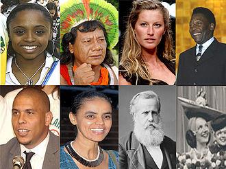 Demographics of Brazil - Brazilian ethnic diversity