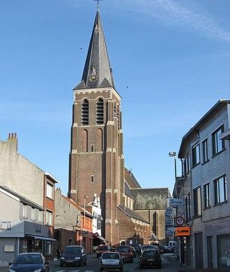Brecht, Belgium - Image: Brecht kerk