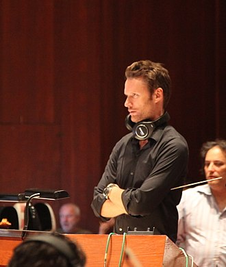 Brian Tyler - Image: Brian Tyler Conducts 2011 I