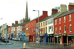 Bridge Street w Lisburn