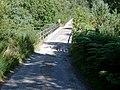 Bridge over the Abhainn Glac an-t' Seilich - geograph.org.uk - 235464.jpg