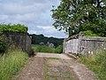 Bridge over the West Coast Main Railway Line - geograph.org.uk - 470385.jpg
