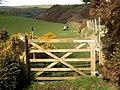 Bridleway Gate - geograph.org.uk - 359020.jpg