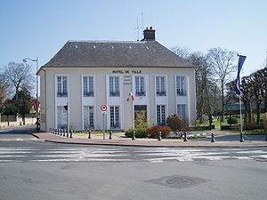 Brie-Comte-Robert - Town Hall