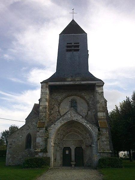 Brie Saint-Eugene Eglise 12102013