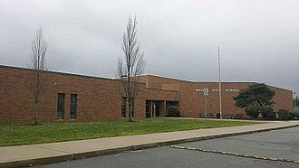 Briggsdale, Columbus, Ohio - Briggs High School