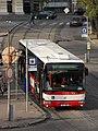 Brno, Benešova, Hlavní nádraží, Irisbus Crossway LE 12M č. 7818 (01).jpg
