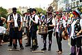 Broadstairs Folk Week morris dancers at Broadstairs Kent England 2.jpg