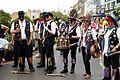 Broadstairs Folk Week morris dancers at Broadstairs Kent England 2.jpg