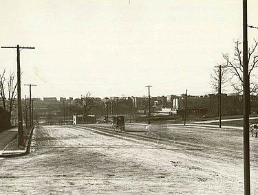 Grand Concourse and 161st Street as it appeared around 1900 Bronx 1900.jpg