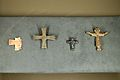 Bronze crosses, 8th-11th c, exh. Benedictines NG Prague, 150580.jpg