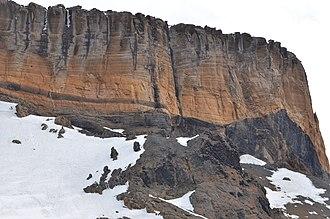Brown Bluff - Image: Brown Bluff Antarctica