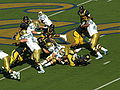 Bruins try for short conversion at UCLA at Cal 10-25-08 2.JPG