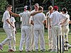Buckhurst Hill CC v Dodgers CC at Buckhurst Hill, Essex, England 42.jpg