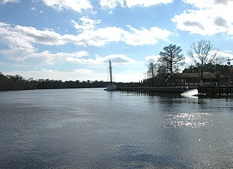 Bucksport, South Carolina - Along the Intracoastal Waterway at Bucksport